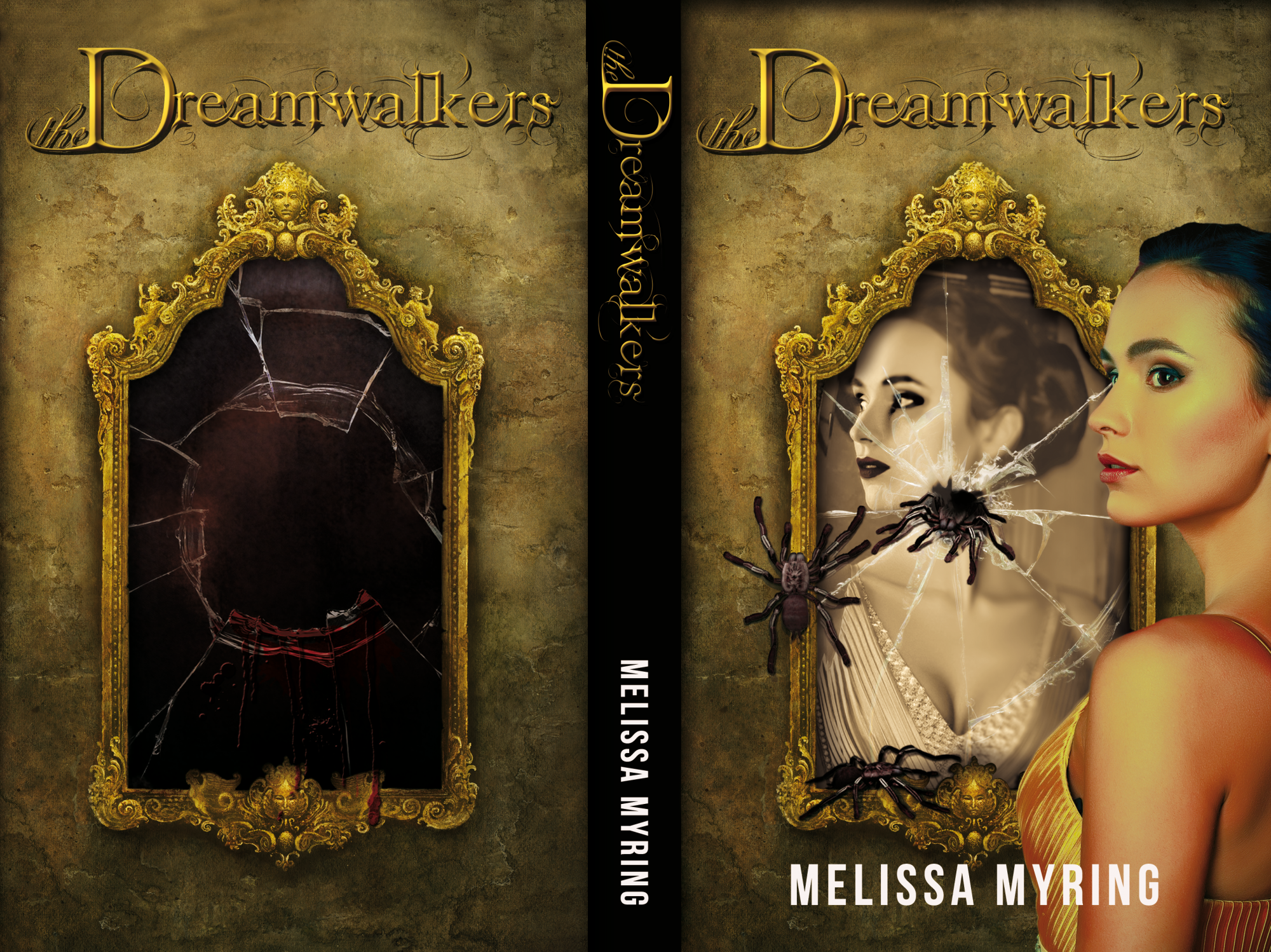 The Dreamwalkers - Giusy - No Back Text